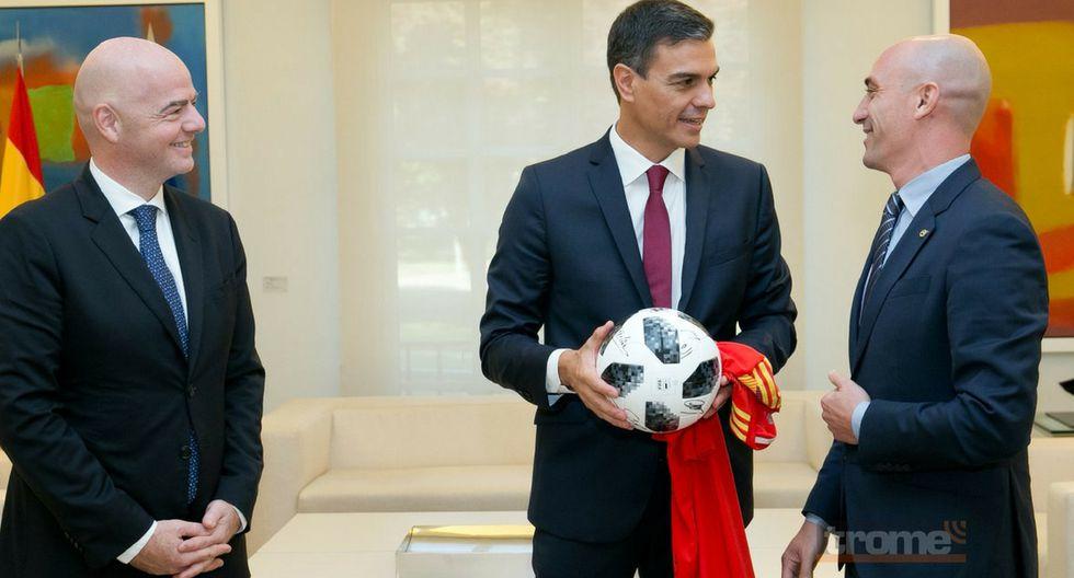 FIFA habría ofrecido mundial del 2030 a España dejando de lado propuesta de Argentina, Uruguay y Paraguay