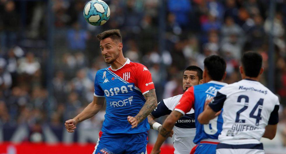 Gimnasia vs. Unión EN VIVO Partido por la Superliga argentina