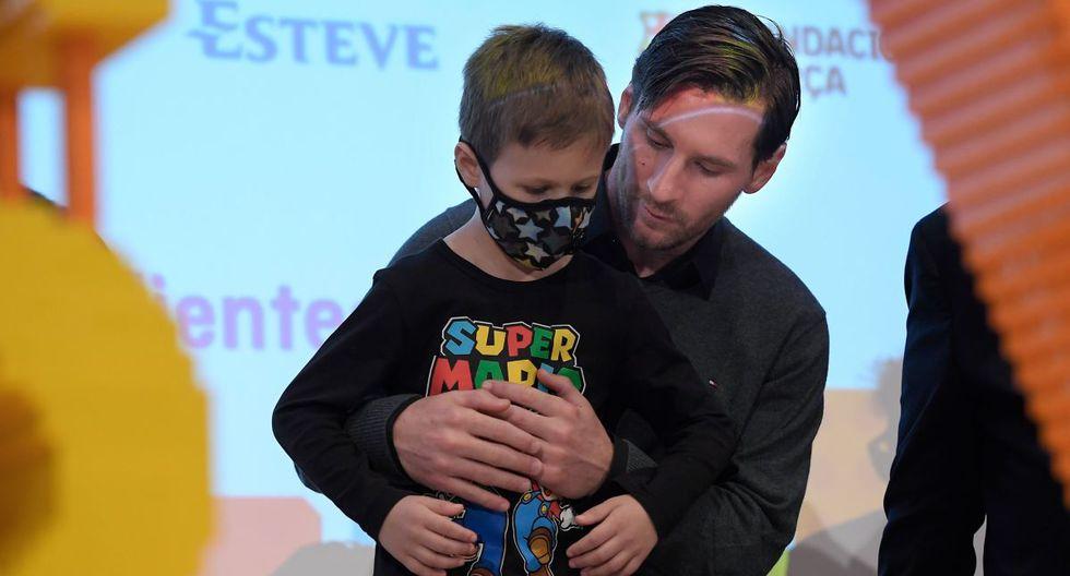 Lionel Messi apoya a la niñez: Financia y construye hospital para combatir terrible enfermedad