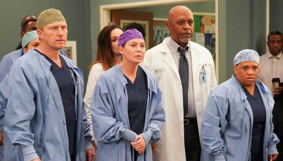 """""""Grey's Anatomy"""" fue estrenada en el año 2005. (Foto: ABC Signature   Shondaland   Entertainment One Television)"""