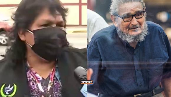 Víctima del terrorismo pide que se certifique la muerte de Abimael Guzmán