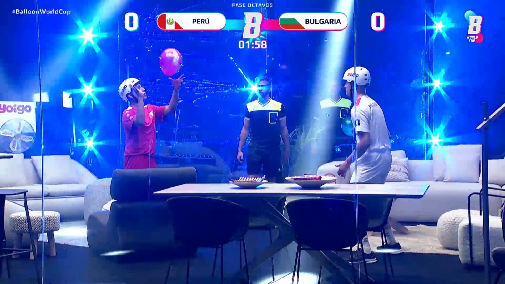 Participación de Perú en el Mundial de Globos