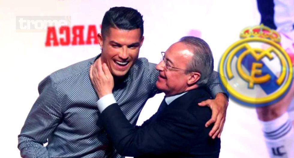 Cristiano Ronaldo 'centra' a  Paulo Dybala para que fiche por Real Madrid