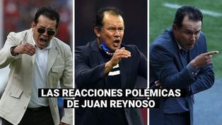 El historial de Juan Reynoso: las polémicas reacciones en su etapa como entrenador