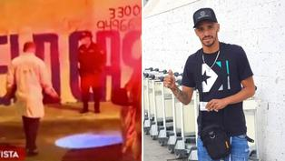Callao: Ataque a balazos en plena calle deja tres futbolistas heridos, entre ellos Patricio Arce, y un menor de 16 años muerto