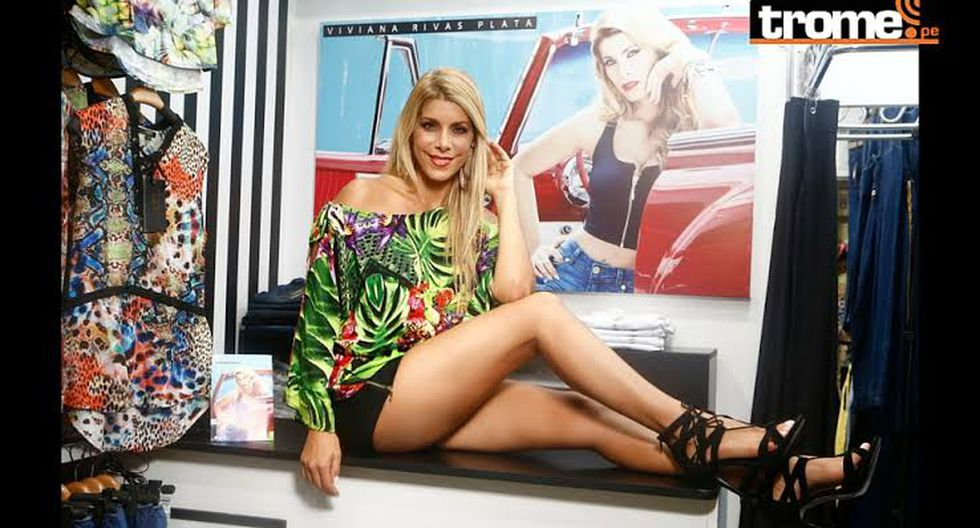 Viviana Rivasplata (Fotos: GEC)