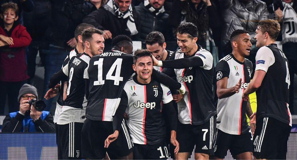 Juventus  vs  Atlético Madrid Champions League