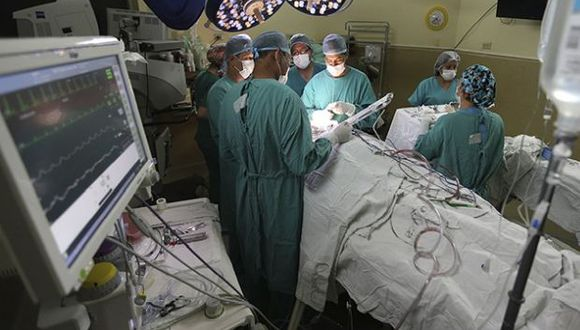 Las operaciones se realizaron en el hospital Cayetano Heredia y en nosocomios de EsSalud en Lima y Junín. (Difusión)