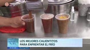 Estas son las mejores bebidas para enfrentar el frío en Lima