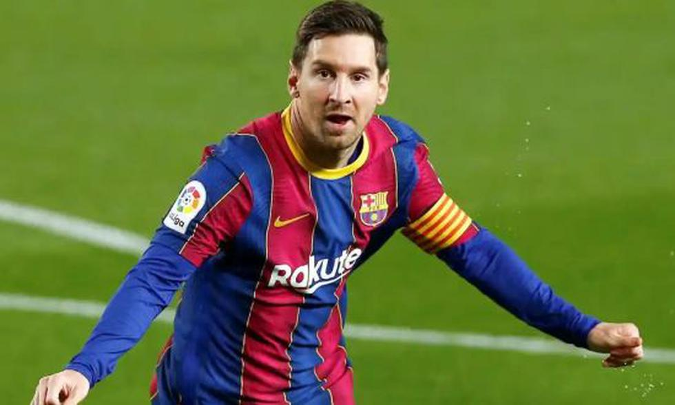 5 goles - FC Barcelona. (Foto: AFP)