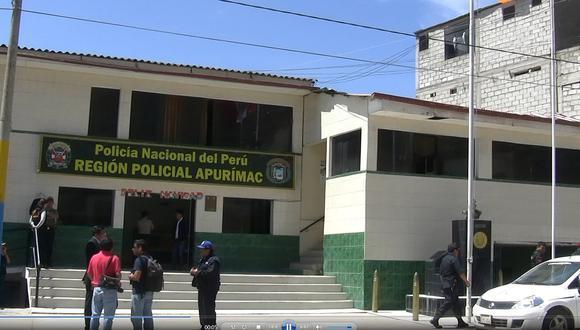 Apurímac: los policías sentenciados simularon una intervención policial para interceptar a un comerciante, al que luego trasladaron a un descampado donde le arrebataron 18 mil dólares.