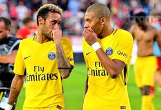 Neymar y Kylian Mbappé aceptaron esta tremenda reducción de su sueldo en el PSG | VIDEO