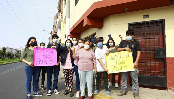 Joven de 19 años permanece en estado de coma en un hospital del Callao. Familiares exigen justicia| Foto: Jessica Vicente