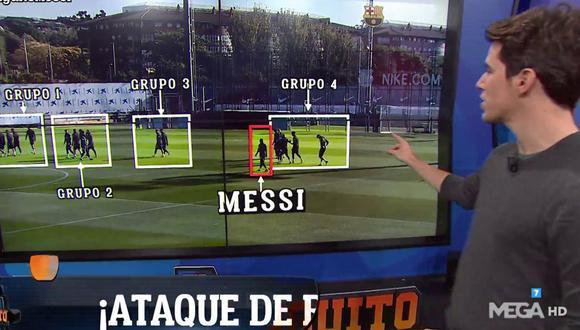 Lionel Messi no estará para el partido de Champions frente a Dinamo kiev