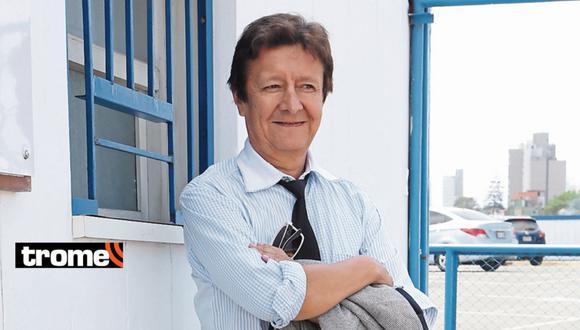 Adolfo Chuiman sigue grabando la serie 'De vuelta al barrio' desde su casa