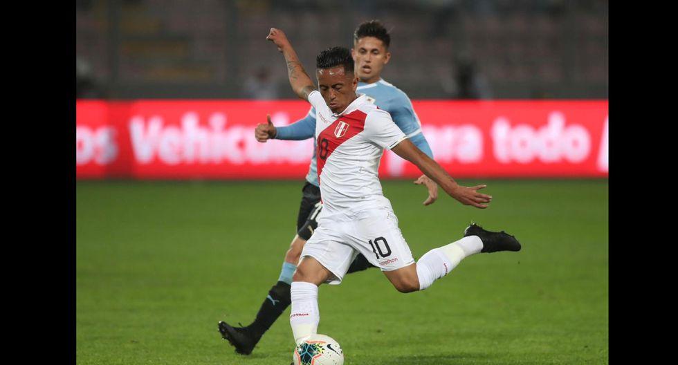 Perú vs. Uruguay se enfrentan en el Estadio Nacional por fecha FIFA