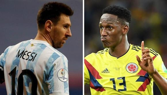 Lionel Messi llevó polémica con Yerry Mina a Instagram.