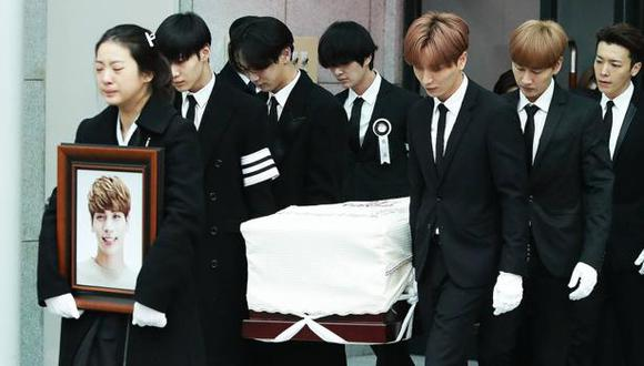Tragedias del K-pop: actores y cantantes coreanos que han muerto en los últimos dos años. Foto: Referencial/ All-K-pop