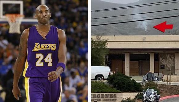 Kobe Bryant murió a los 41 años