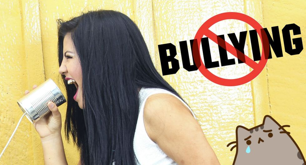 Estrella Torres sufrió bullying en sus días de secundaria. (Composición: Trome.pe / Fotos: USI)