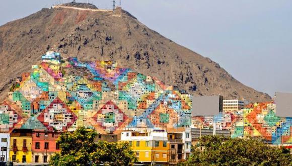 Obra emblemática para la ciudad de Lima es impulsada por el Proyecto Arcoíris con el respaldo de la Municipalidad de Lima. (Difusión)