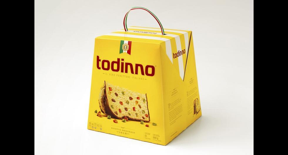 Marca de panetón Todinno fue comprada por empresa chilena