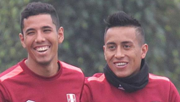 Sergio Peña y Christian Cueva estarían en la lista de convocados para las Eliminatorias Qatar 2022