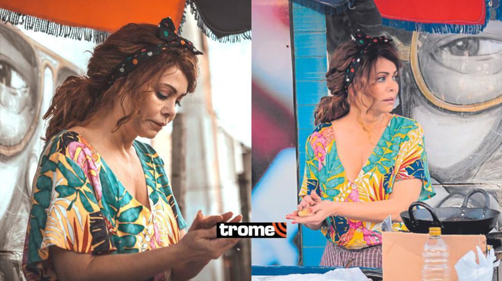 Llauca: Imágenes exclusivas de la serie que Gisela y Jorge Carmona estrenarán en Latina (Foto: Latina)