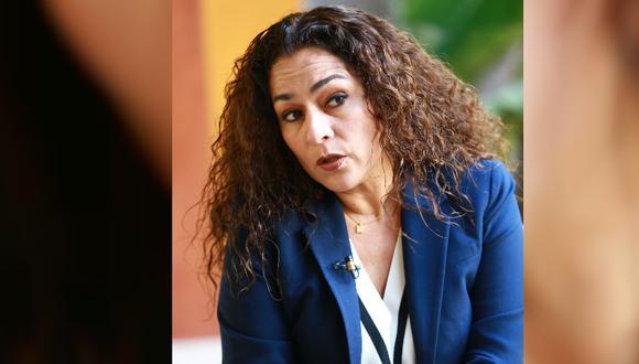 La fujimorista Cecilia Chacón fue elegida presidenta de la Comisión de la Mujer del Congreso.