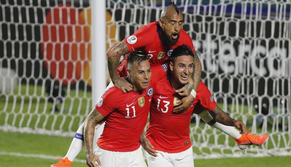 Chile vs Japón, por grupo C de Copa América 2019
