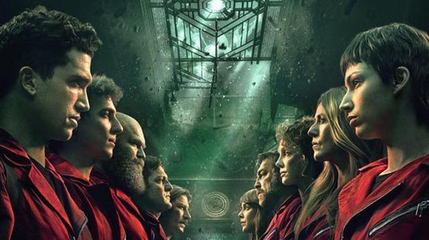 """La segunda parte de la temporada 5 de """"La casa de papel"""" se estrenará en diciembre de 2021 (Foto: Netflix)"""