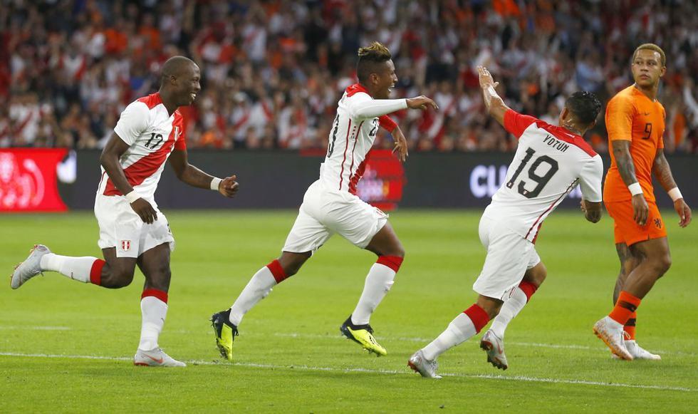 Perú vs Holanda: UNO X UNO, así los vimos tras derrota 2-1 en Ámsterdam