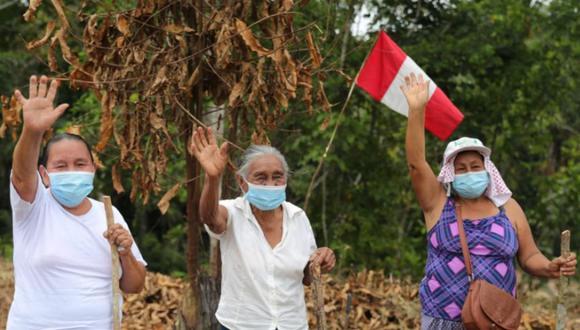 La modalidad Carritos Pagadores llegarán a las zonas de difícil acceso del país para entregar el bono (Foto: Presidencia Perú)