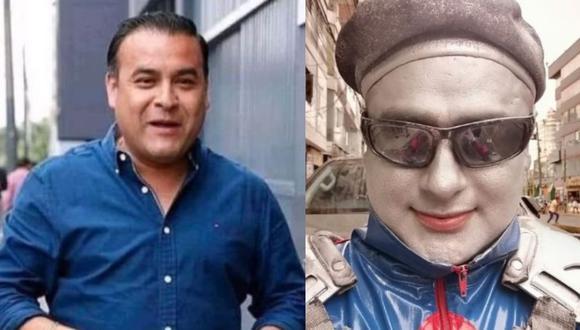 Juan Carlos Orderique toma con humor los memes que lo comparan con Robotín