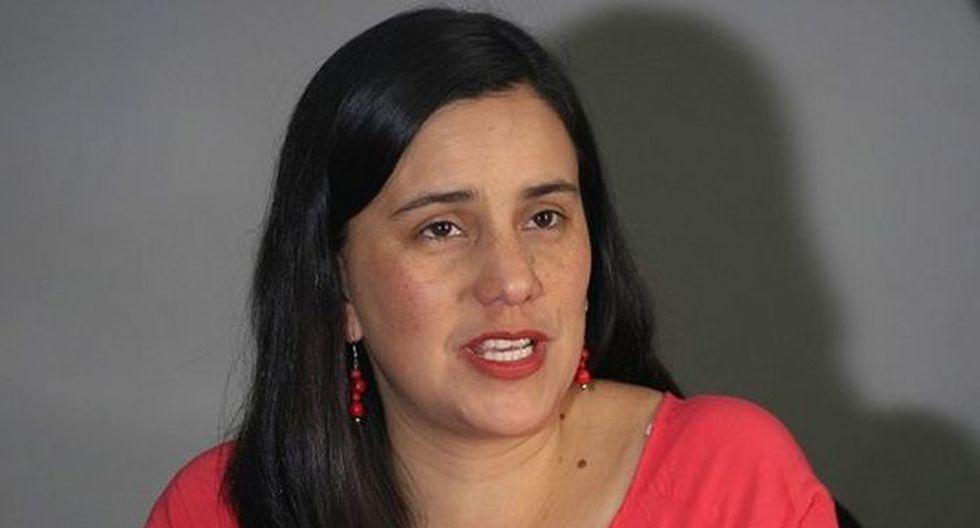Verónika Mendoza, líder del Frente Amplio, ocupó el octavo lugar con 15%.