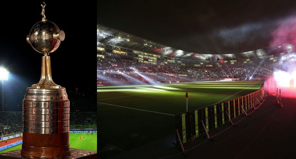 Final de Copa Libertadores 2020: Estadio Nacional entre las sedes candidatas para duelo único