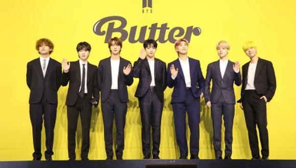Grupo BTS (Facebook: BIGHIT MUSIC)