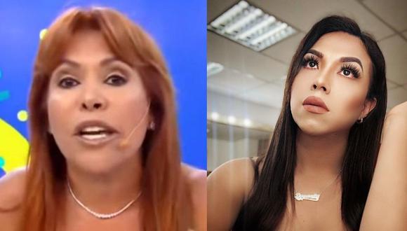 Magaly Medina se pronunció sobre show de Dayanita. (Captura ATV/ Instagram)