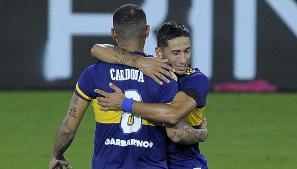 Edwin Cardona y Marcos Rojos, positivos por coronavirus tras prueba rápida. (Foto: AFP)