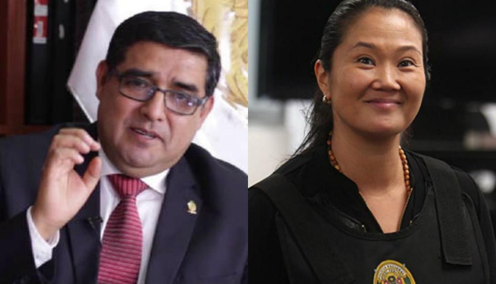 Fiscal supremo pide que se anule prisión preventiva contra lideresa de Fuerza Popular