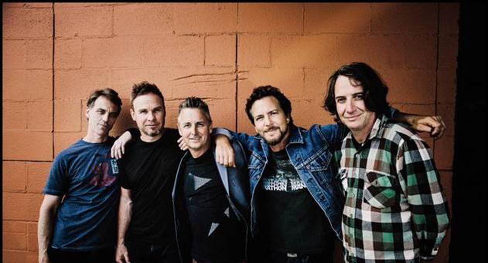 """Mike McCready, guitarrista de la banda estadounidense, indica que hacer el disco fue """"un largo recorrido"""".  (Foto: Difusión)"""