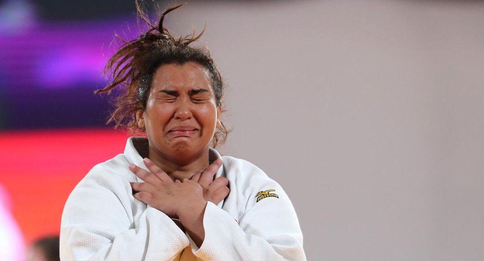 Venezolana nacionalizada peruana, Yuliana Bolívar, cumple sueño y le da a Perú una medalla de bronce en judo
