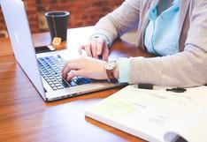La Seño María: Internet para el trabajo