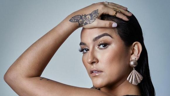 "Daniela Darcourt sigue adelante con su docureality  ""Esa soy yo"" (Foto: @danieladarcourtoficial)."