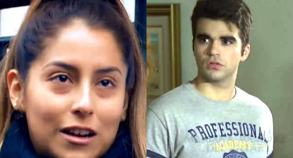 Paola Casado y Javier Dulzaides