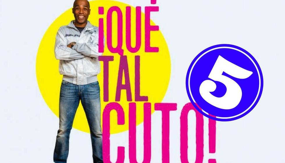 """Luis Cuadalupe y """"¡Qué tal Cuto!"""" en su quinta entrega."""