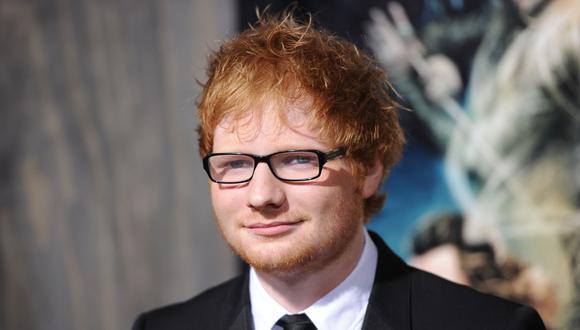 Ed Sheeran sorprendió a sus seguidores anunciando el lanzamiento de su nuevo tema. (Foto: Robyn Beck/AFP)