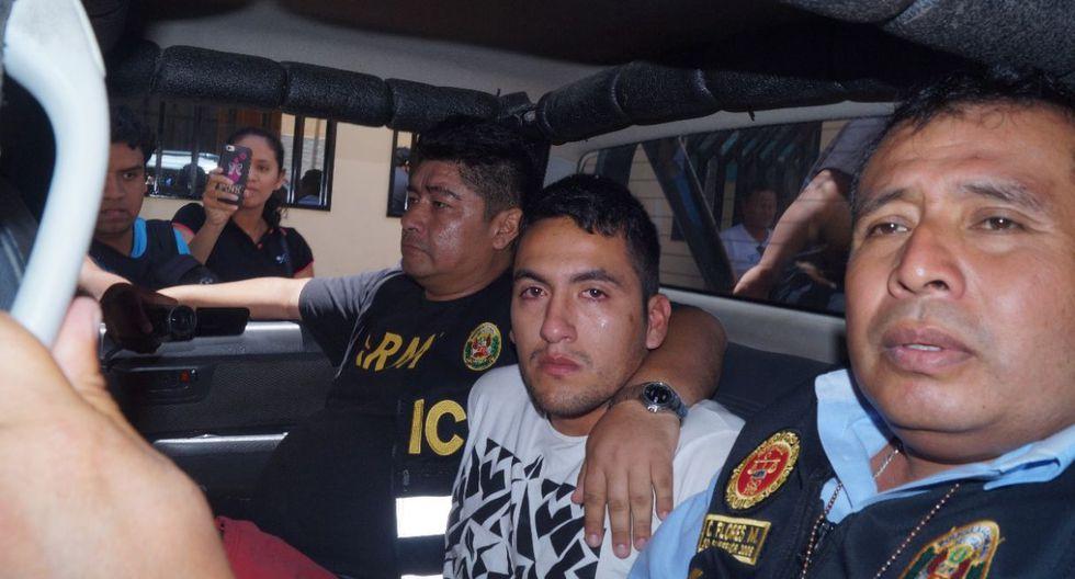 Capturan a delincuentes que asaltaron bus en Trujillo. Foto: PNP