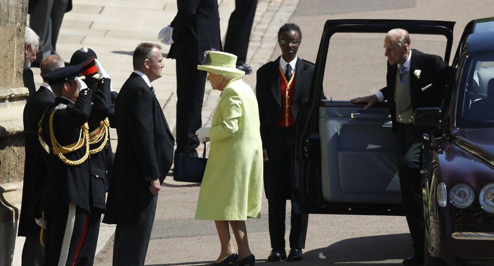 Boda Real Meghan Markle y el Príncipe Harry en el Castillo de Windsor