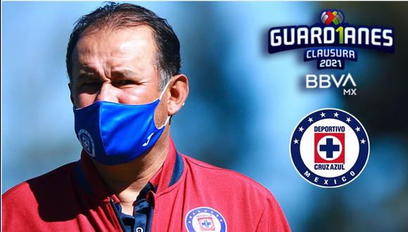 Juan Reynoso sube sus bonos en México (Foto: @LigaBBVAMX)